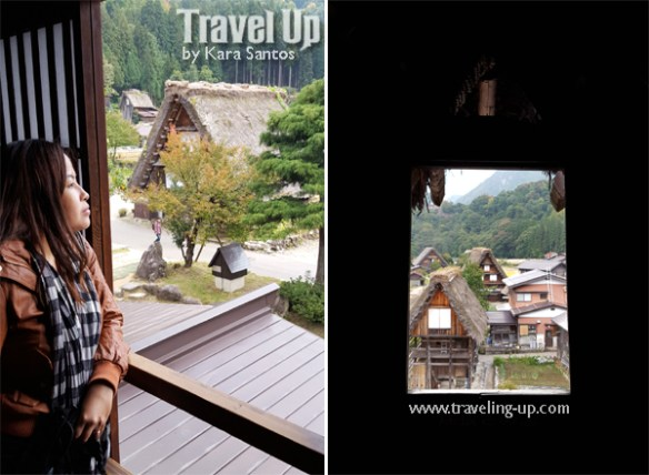 11. shirakawago village japan inside kanda house