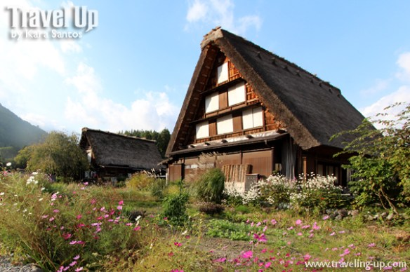 14. shirakawago village japan gassho house