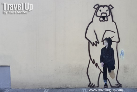 bear & kid nate frizzell artwork BGC murals