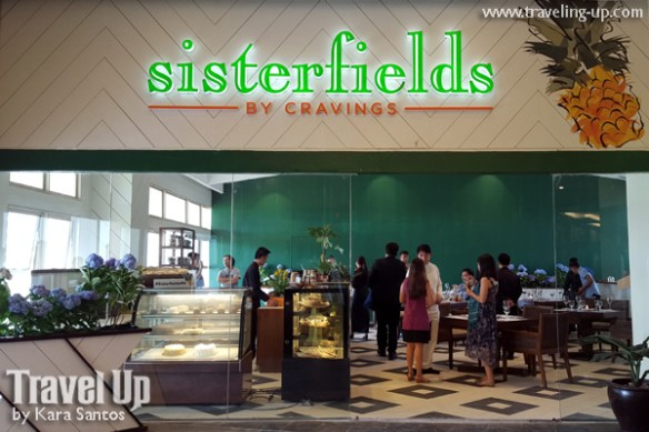 sisterfields by cravings tagaytay facade