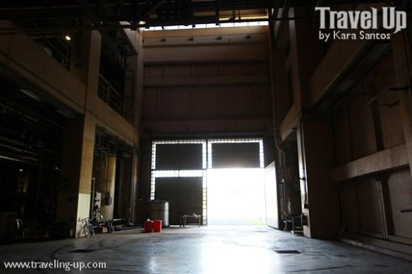 04a. bataan nuclear power plant steam generator room