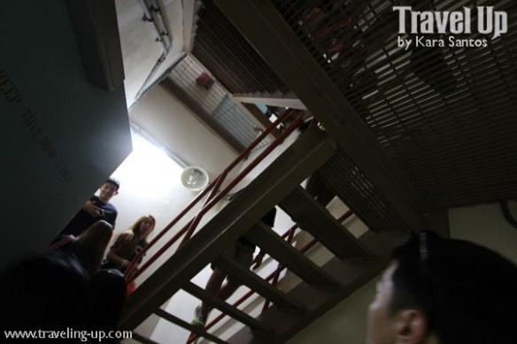 12. bataan nuclear power plant stairs