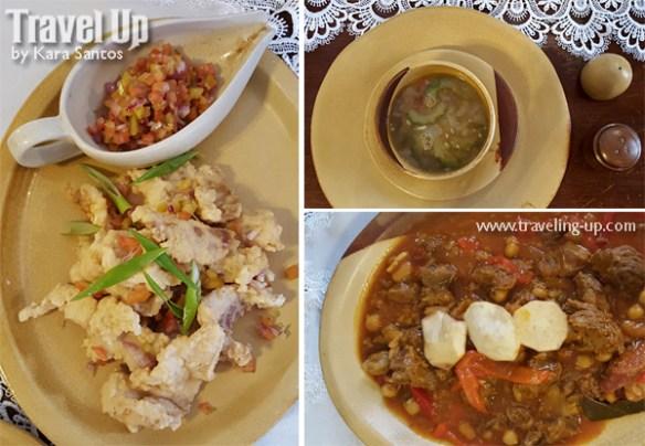 las casas de acuzar bataan buffet lunch