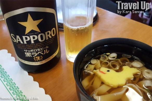 japan nagoya sapporo beer shachihoko ramen