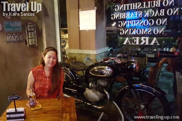 vintage garage bar legazpi bicol twn travelup