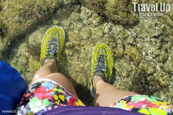 island hopping bohol keen uneek sandals