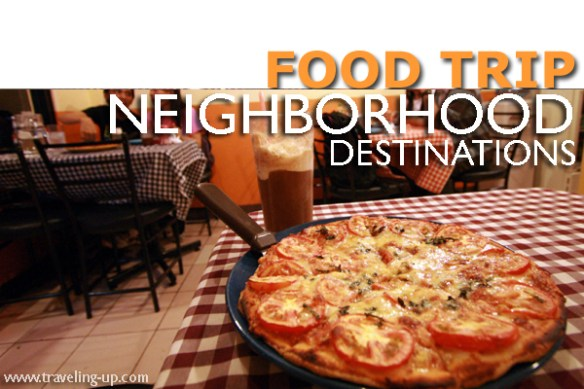 food trip neighborhood destinations