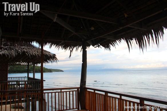 matutinao beach resort badian cebu balcony