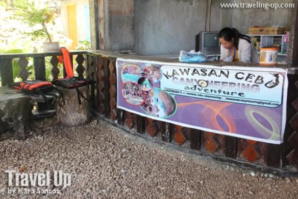 matutinao beach resort badian cebu kawasan canyonering