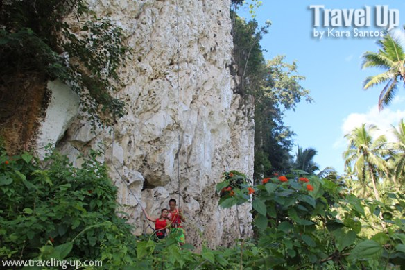 rock climbing poog cebu adrenaline romance