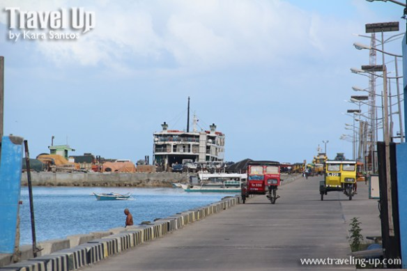 bohol by motorcycle tubigon port