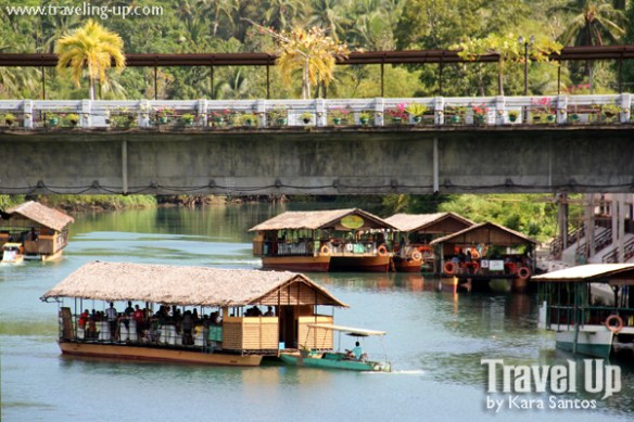 bohol loboc river cruise