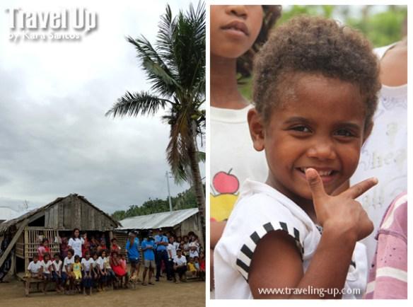 freewaters philippines aurora launch dipontian dumagat kid smiling community