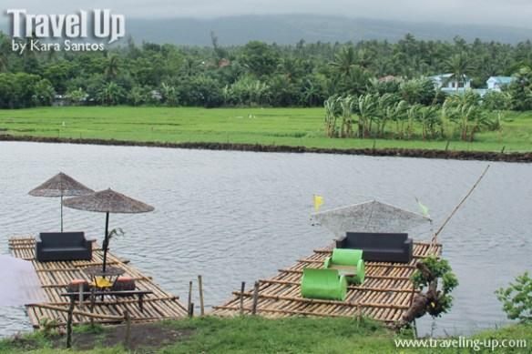 sumlang lake albay rafts