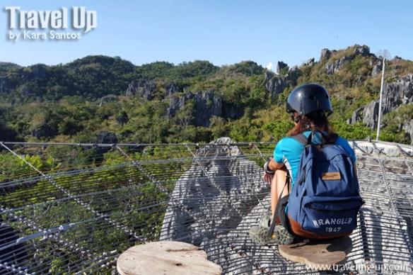 03. masungi georeserve tanay rizal sapot spiderweb travelup