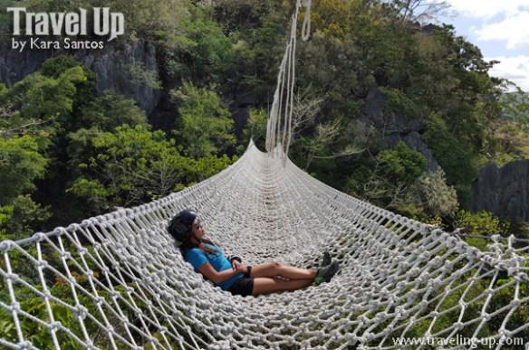 masungi georeserve tanay rizal giant hammock duyan travelup