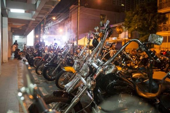 royal enfield manila store launch bikes