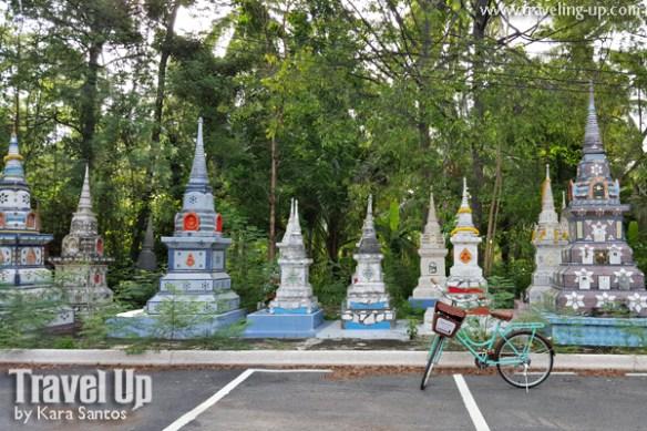 day 4 amphawa bicycle stupas thailand
