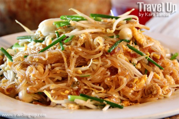 thailand pad thai stir-fried noodles bangkok