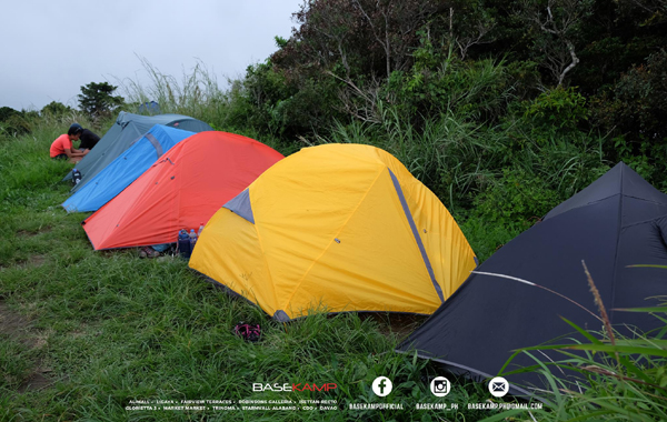I got the Basek& Rays 2 tent which is the most lightweight of the tents. This 2-person tent only weighs 1.9 kilograms including the inner tent ... & Hike to Tarak Ridge in Bataan with BaseKamp | Travel Up