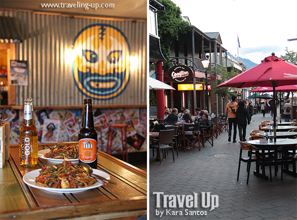 Travel guide queenstown new zealand travel up for Bar food queenstown