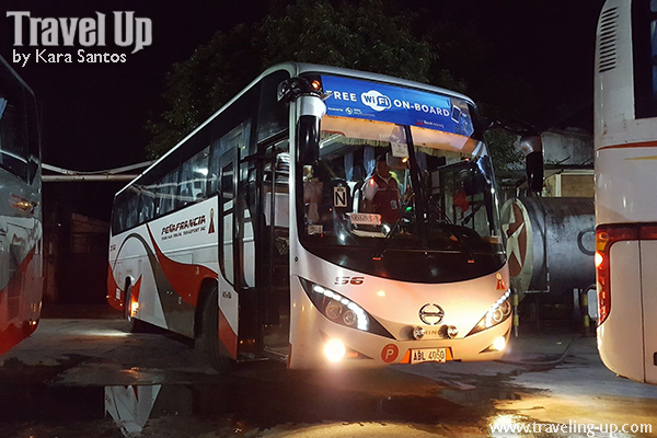 Extra Special Bus Trip from Bicol – Travel Up