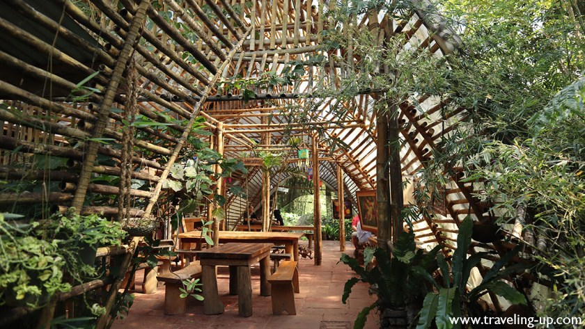Lutong Pugon A Secret Garden Restaurant In Rizal Travel Up