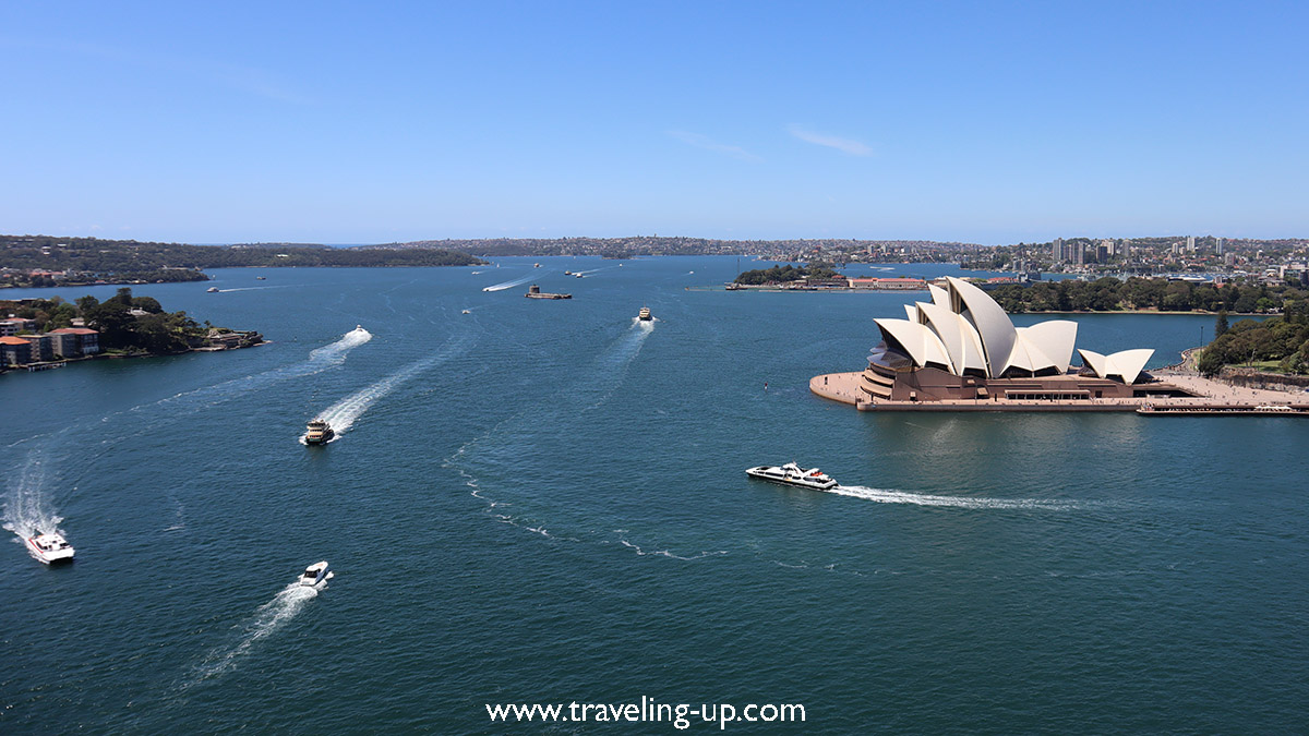 Sydney Highlights – Travel Up