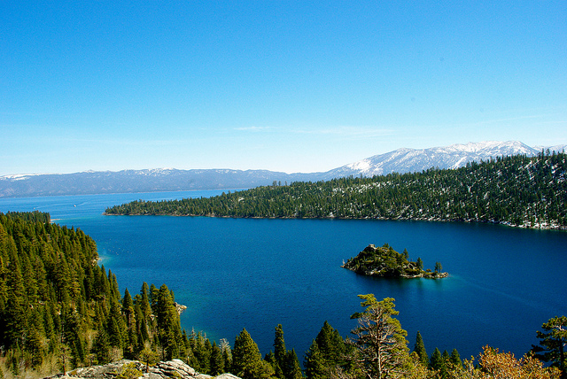 How to Drive Around Lake Tahoe in a Day
