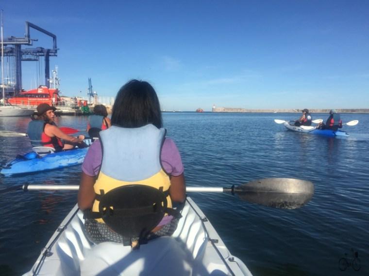 sète en kayak