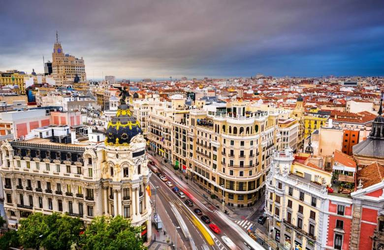 Why I'm in Love with Madrid, Spain
