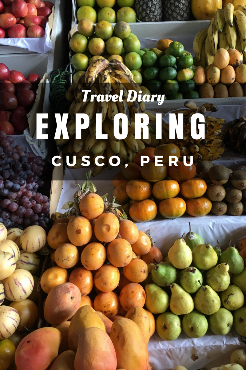 What it's like to explore Cusco, Peru