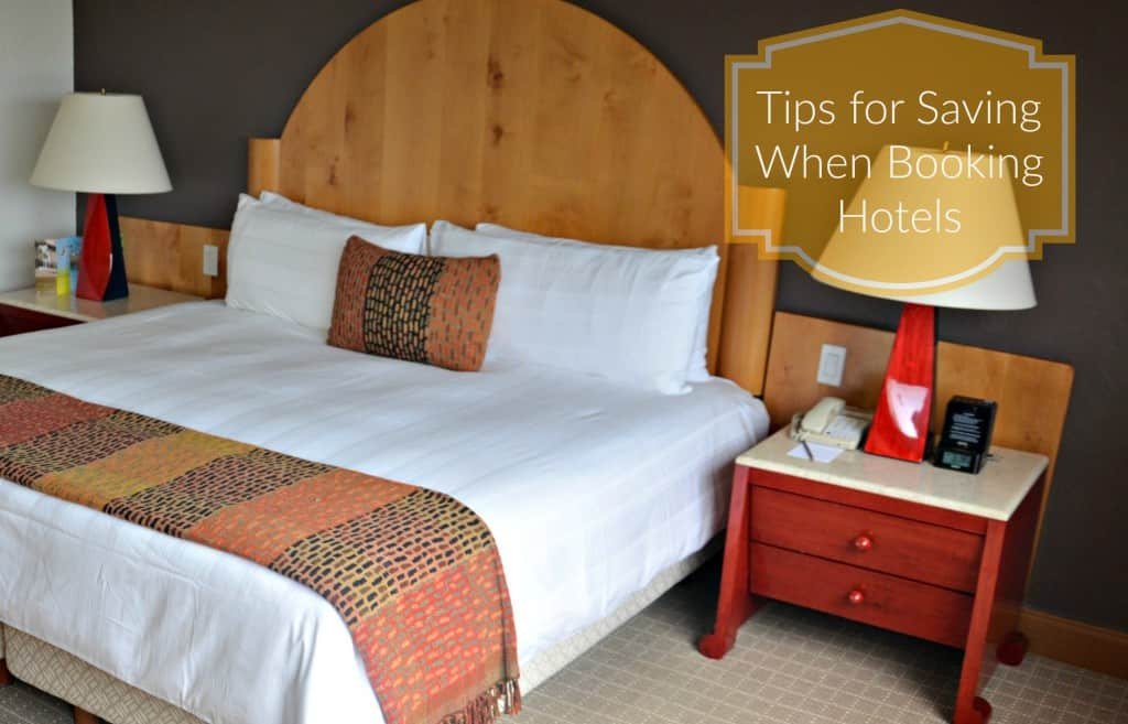Tips for Saving on Hotels