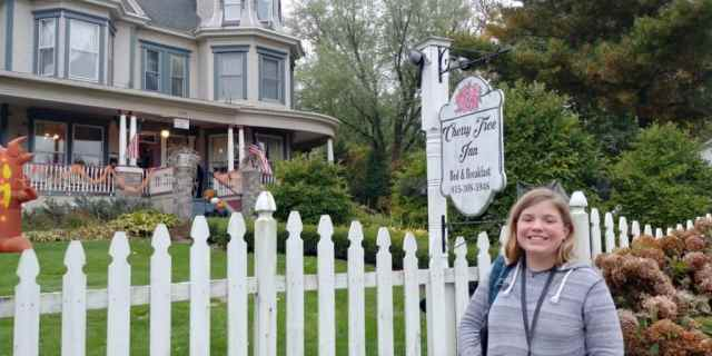 groundhog day bed and breakfast woodstock il