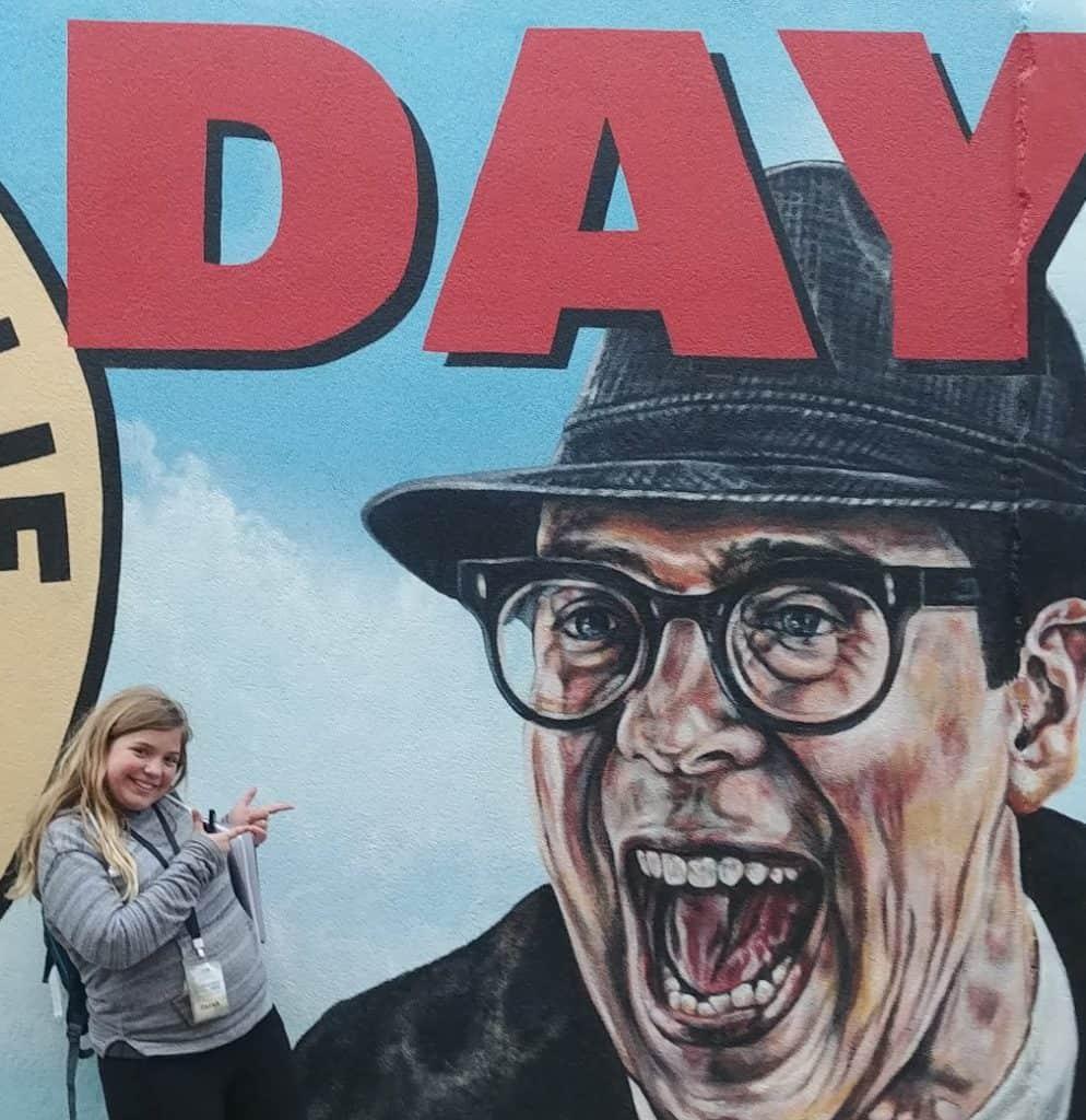 Groundhog Day Full Movie Walking Tour in Woodstock
