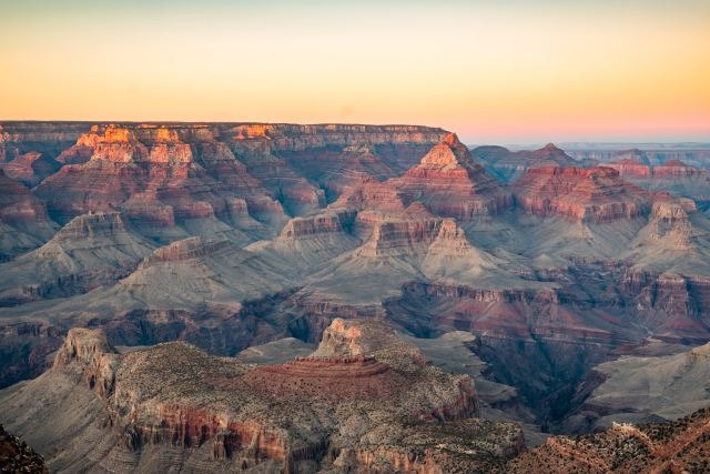 sustainable tourism grand canyon