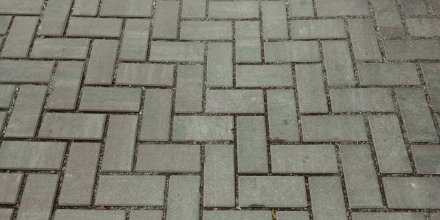 canteen alley pavers
