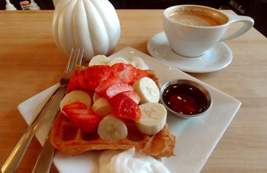 vegan waffles in omaha