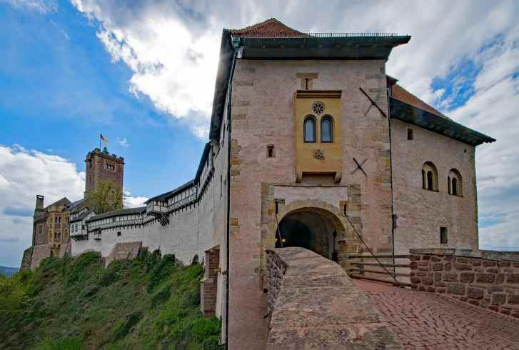 A Tour of Eisenach Wartburg Castle