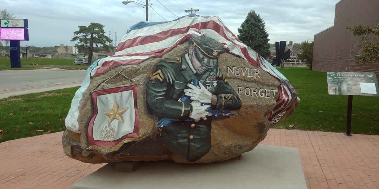 All About Iowa's Freedom Rocks