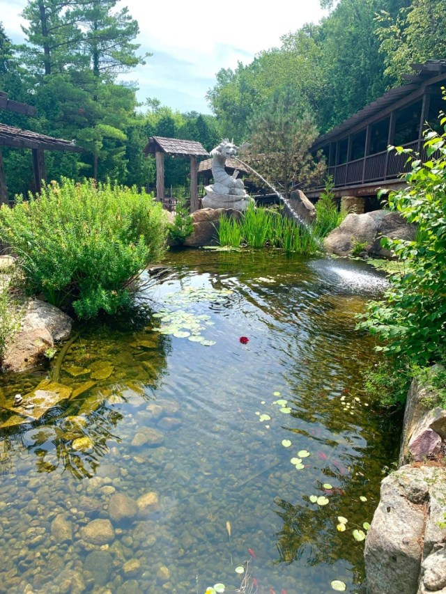 House on the Rock Tickets Add up to Fun outdoor gardens
