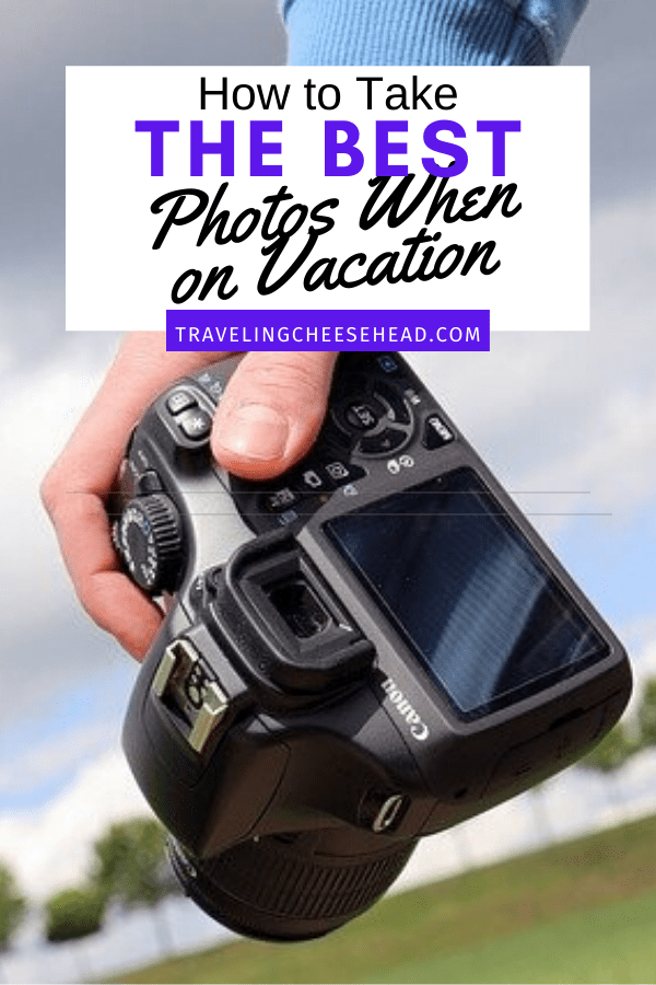 Creative Tourism Photography Tips for Your Vacation