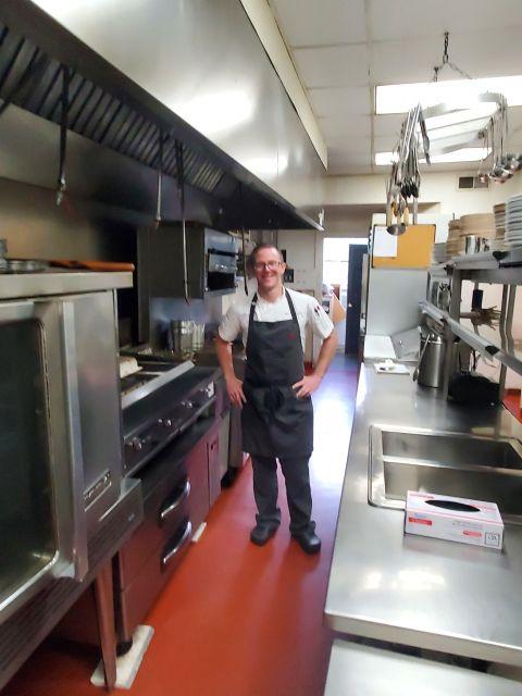 Lake Geneva Hunt Club and Chef Ryne Harwick