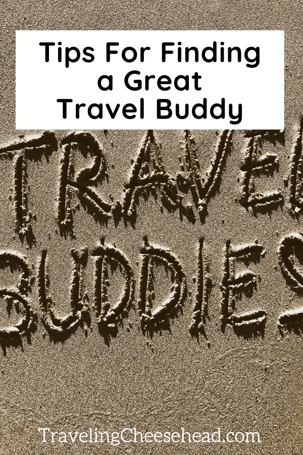 Tips For Finding a Great Travel Buddy article cover image