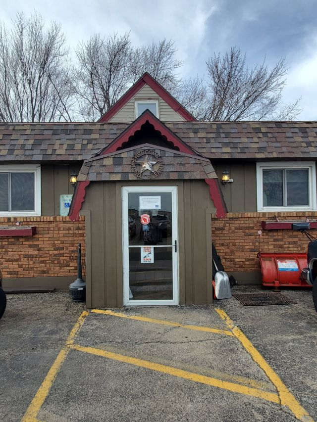 Buckhorn Supper Club entrance