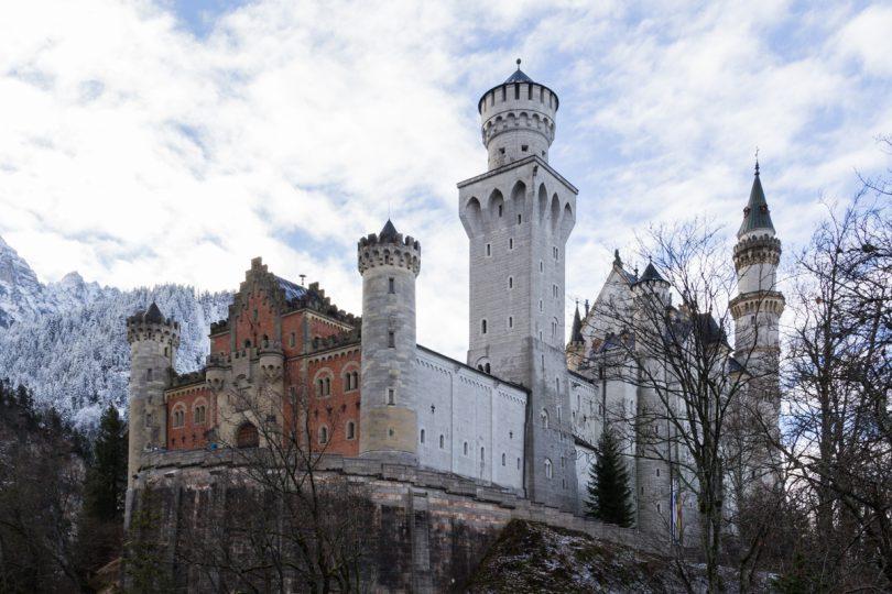 TravelingDebby - Castelli della Baviera - Neuschwanstein