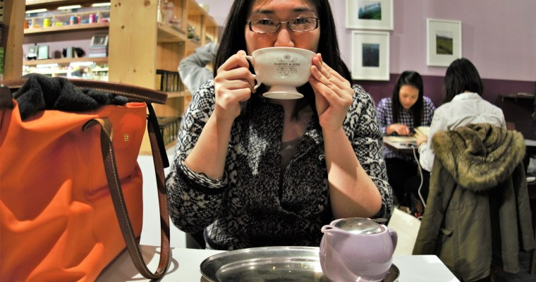 Tea Time in New York: Harney & Sons