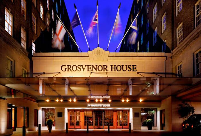 Marriott Grosvenor House London