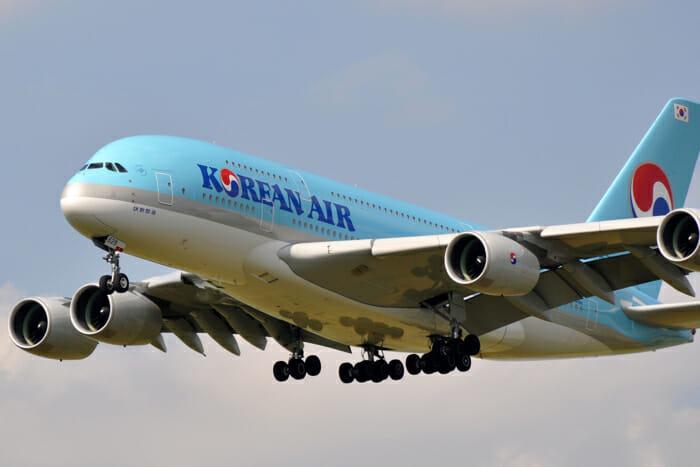 Korean Air A380 First Class Awards