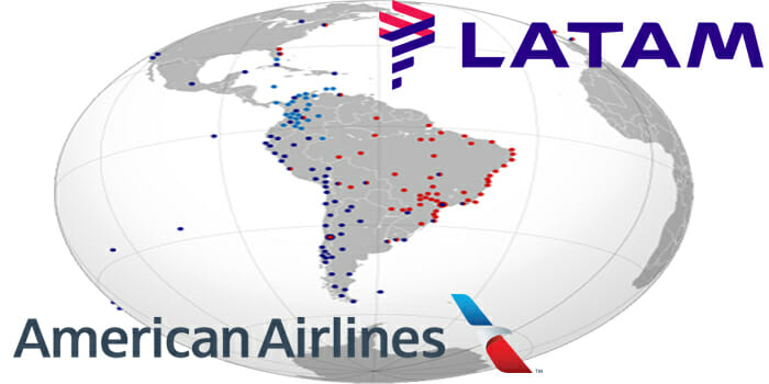Resultado de imagen para Latam American Airlines